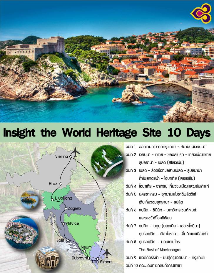 Insight the World Heritage site 10 D