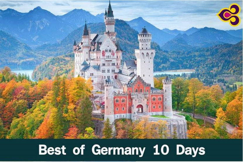 ฺBest of Germany 10 Days